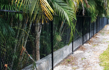 florida chain link installation