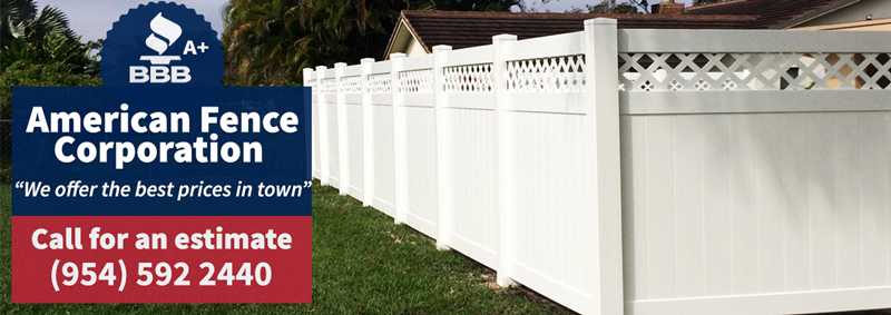 Coral Springs Fence Company