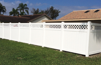 vinyl fence broward county