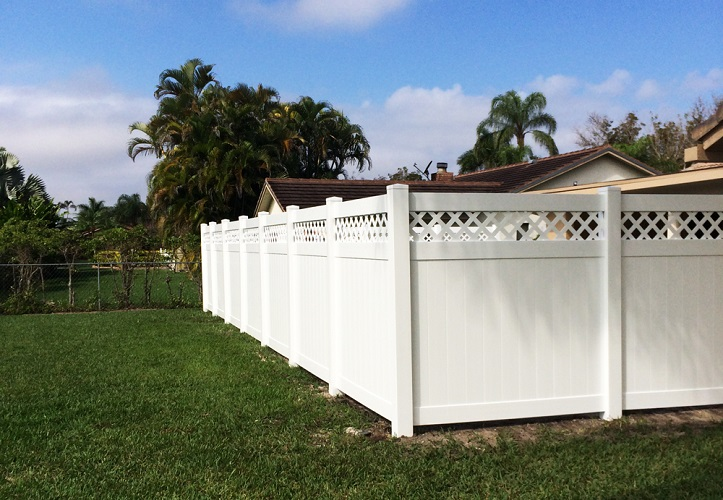 Vinyl Fence Hollywood, FL