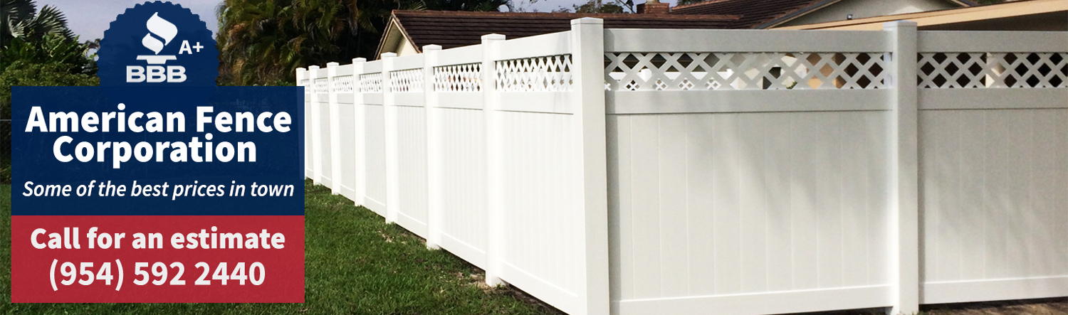 Ft Lauderdale Fence Company